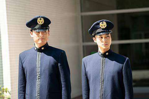 ドラマ特区 あおざくら 防衛大学校物語 Mbs 毎日放送