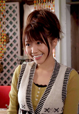 笑顔の金田美香さん